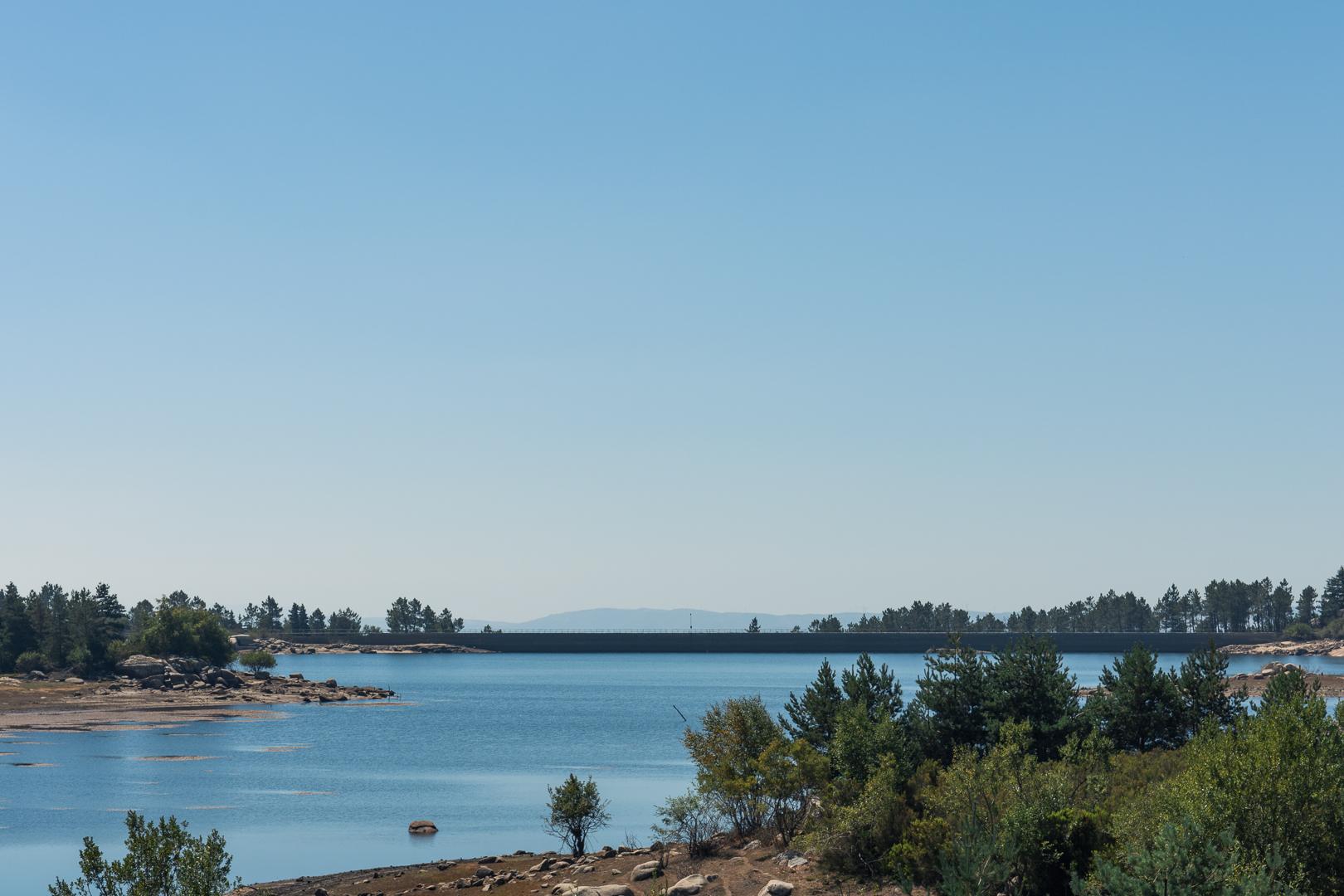 Alvao Dam in Portugal