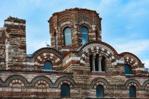 Church of the Holy Archangels Michael and Gabriel in Nessebar Bulgaria