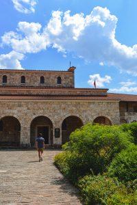 Martyrs Church in Veliko Tarnovo Bulgaria