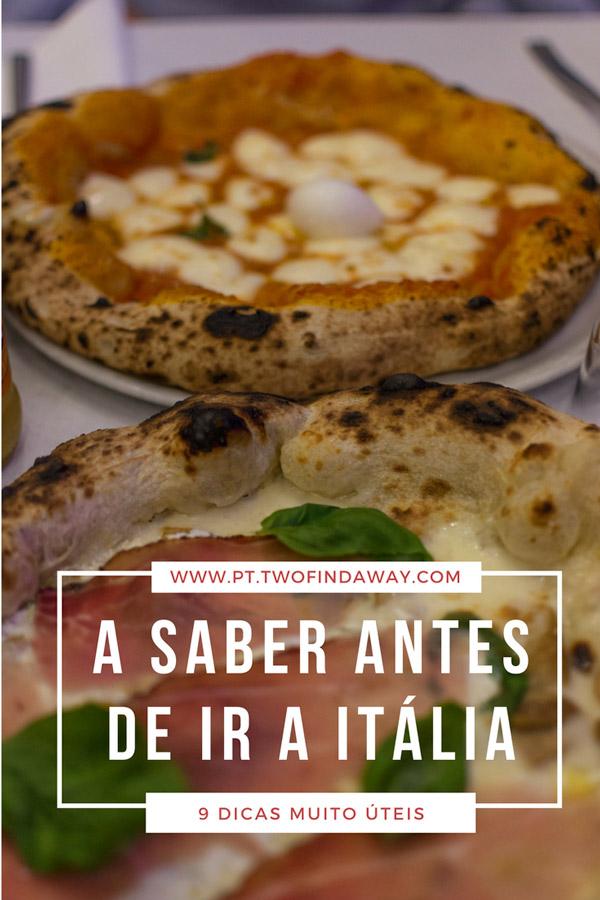Visitar Itália é um sonho para muitas pessoas, e por boas razões! Tudo o que precisam de saber antes da vossa visita está neste post - são dicas essenciais antes de ir! Blog de viagens I Itália I Dicas Itália I Visitar Itália #visitaritalia #italia