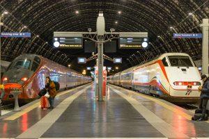 Quando visitar Itália opte pelos comboios: são confortáveis e acessíveis