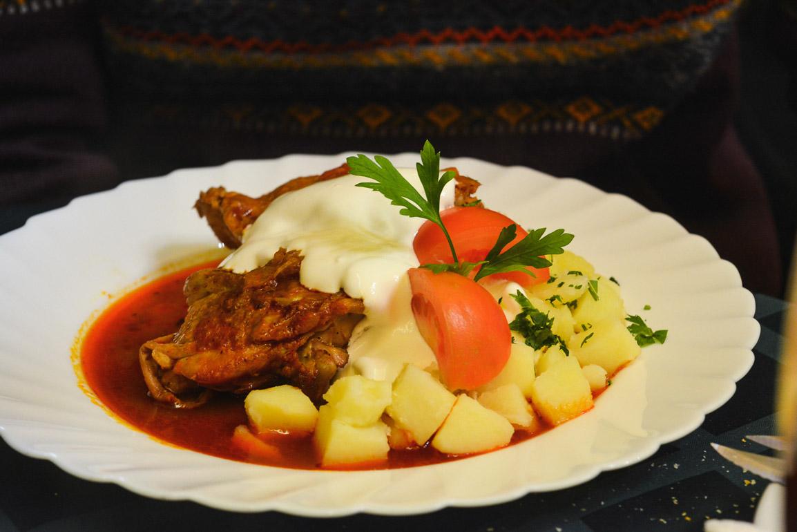 Viajar na Hungria é um pouco mais caro do que viajar na Polónia em termos de alimentação