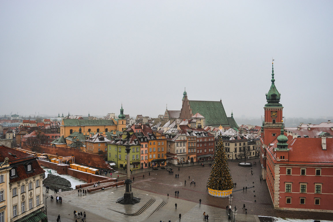 A capital polaca está recheada de tesouros a visitar que muitos desconhecem