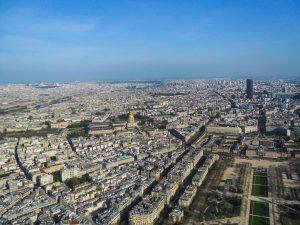 Paris é um dos mais explorados destinos de Primavera, mas ainda há espaço para mais um picnic num dos mais de 100 jardins da cidade