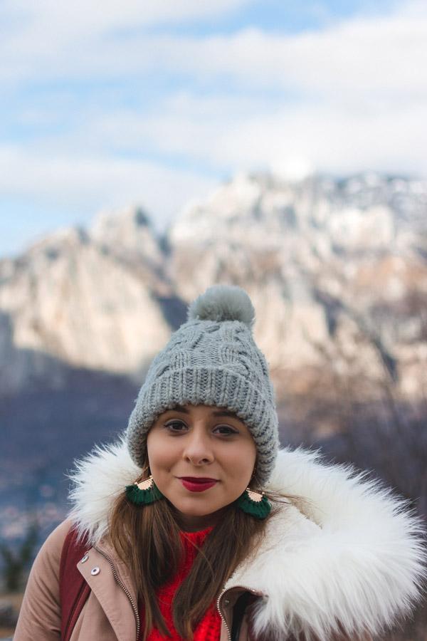 Viagens de Inverno têm sempre que incluir para nós pelo menos uma visita a montanhas cobertas de neve