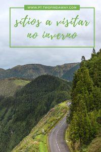 Este artigo está recheado de inspiração para as vossas viagens de Inverno com base nas nossas aventuras! Destinos perfeitos para esta estação e todas as nossas experiências!