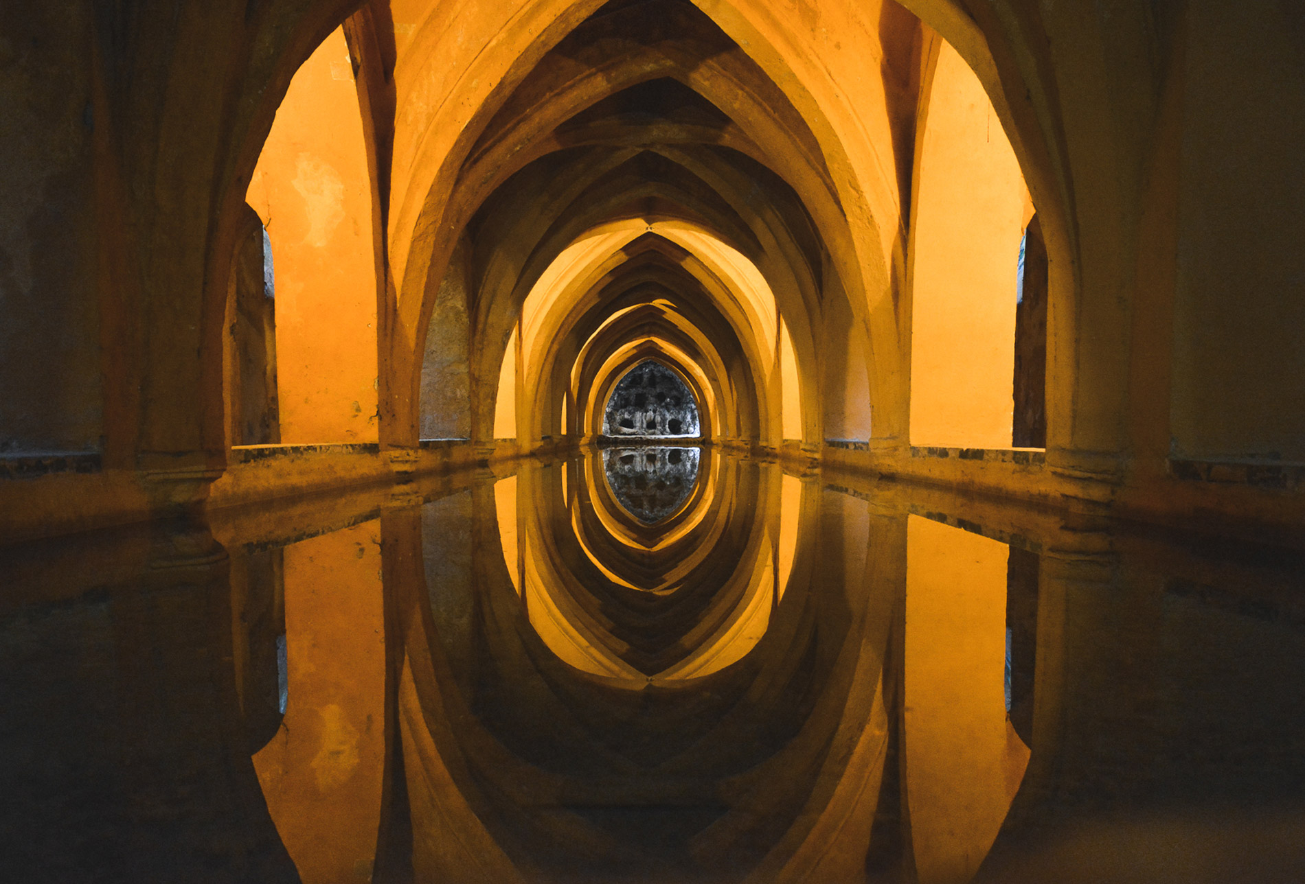 O Alcázar serve de local de gravações para a cidade de Dorne na série Game of Thrones