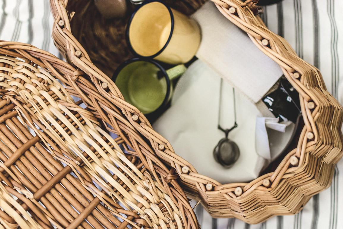 Neste hotel em Ponta Delgada o pequeno almoço é servido num encantador cesto e recheado de produtos regionais