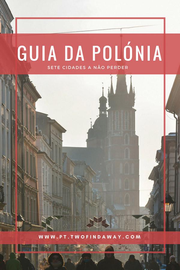 A Polónia é o nono maior país da Europa e está repleto de locais a explorar. É o paraíso para qualquer viajante devido à sua diversidade e acessibilidade. Nesta publicação encontram várias dicas sobre as sete cidades que visitamos!