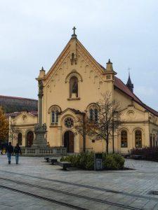 Igreja em Bratislava