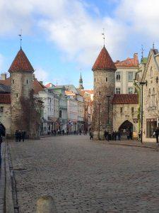 Centro de Tallinn