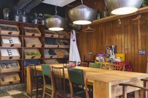 Restaurante Mez Cais em Lisboa