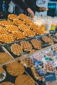 Os doces são a parte mais conhecida da cozinha holandesa