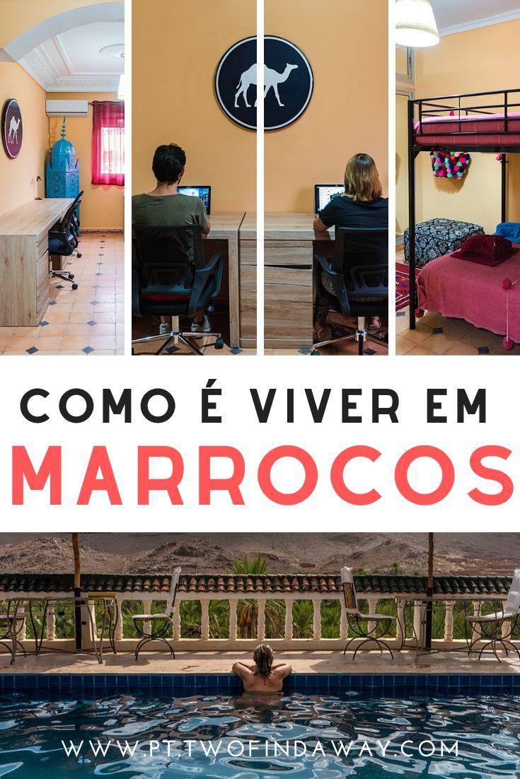 Viver em Marrocos é uma ótima opção para quem procura um destino diferente e barato! Há imenso para visitar em Marrocos. Saiba porque adoramos a nossa estadia em Ouarzazate. #marrocos