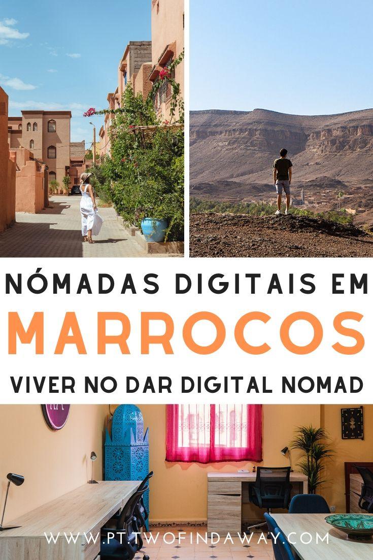 Saiba tudo sobre a nossa experiência a viver em Marrocos como nómadas digitais. A cidade de Ouarzazate, no sul de Marrocos, é uma base perfeita para trabalhar e conhecer mais deste fantástico destino no Norte de África. #marrocos #nomadasdigitais #nomadismodigital