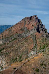 A Vereda do Areeiro é um dos percursos da Madeira mais frequentados