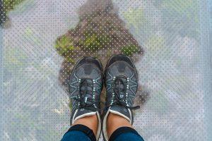 Sapatos apropriados não podem faltar para fazer as melhores levadas na Madeira