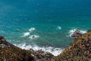 Existem praias magnificas em Sintra, perto de Lisboa