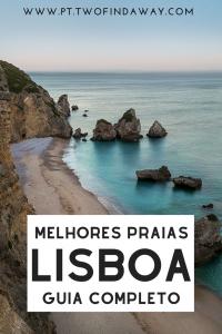 Conhecer as melhores praias em Lisboa em bem simples numa visita à capital de Portugal. Com o nosso guia descubra os melhores locais a visitar, como chegar e onde ficar em Lisboa para ver algumas das praias mais bonitas da Europa. #lisboa #portugal