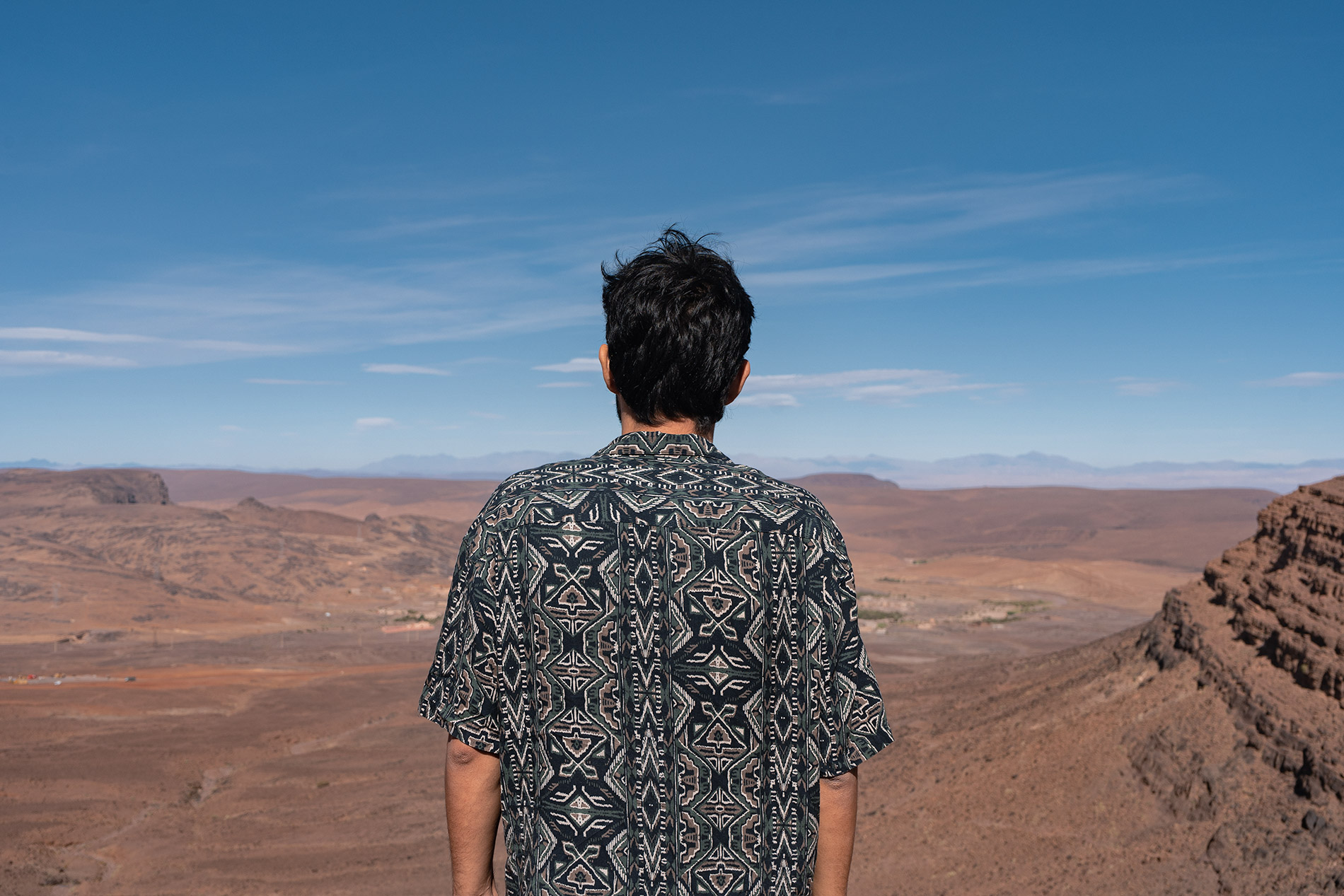 Miradouros maravilhosos em Marrocos