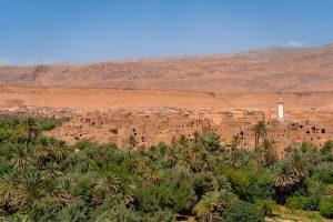 Miradouros magníficos em Marrocos no nosso roteiro pelo sul de Marrocos