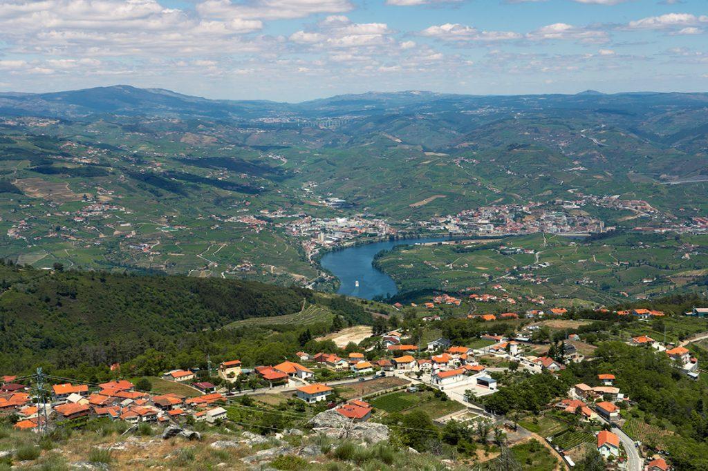 Vistas menos conhecidas sobre as cidades do Douro