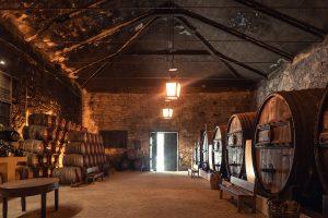 Prova de vinhos na região do Douro