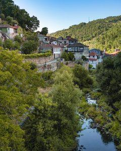 Lugares a visitar no Douro: as aldeias do Douro como Granja do Tedo