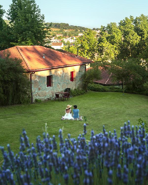 Estadia na Casa Agrícola da Levada em Vila Real