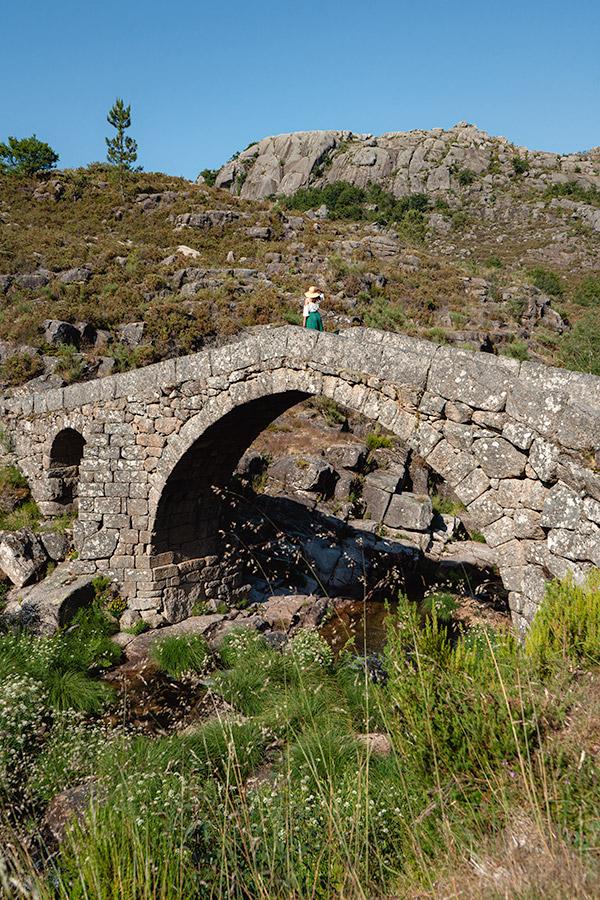 Ponte da Cava Velha em Castro Laboreiro